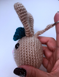 Crochet Cute Bunny Rabbit Amigurumi - YouTube | 320x247