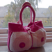 Breast (Cancer Awareness) Handbag pattern