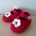 Baby Mary Janes pattern