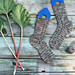 Rhubarb Stalk pattern