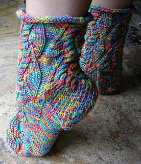 Mama's Socks - Heel