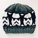 Storm Trooper Beanie pattern