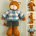 boy cat pattern