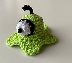 Brain Slug hat