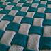 Entrelac Blanket pattern