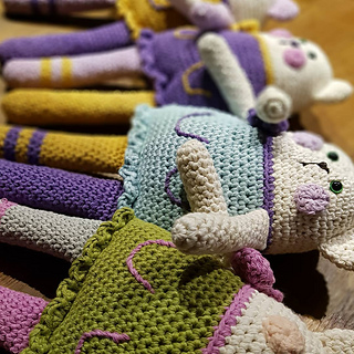 Amigurumi Frankenstein Ragdoll - Free Crochet Pattern - Maria's ... | 320x320