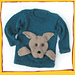 Puppy in the Pocket #711 pattern