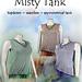 Misty Tank pattern