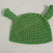 Shrek Ear Beanie pattern