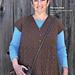 Lace Frock Vest pattern