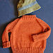 Child's Ribbed Sleeve #636 pattern
