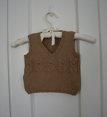 Owl Baby Vest