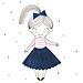 Olivia Eloise Skirt pattern