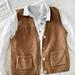 Livre Vest pattern