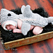 Jawesome Shark Cuddle Critter Cape Set pattern