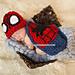 Spiderbaby Cuddle Cape Set pattern