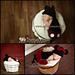 Cartoon Mice Cuddle Critter Cape Set pattern