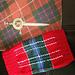 "Outlander ""Fraser Tartan Plaid "" Mitts pattern"