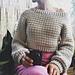 Elsa Offshoulder sweater pattern