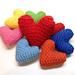 Tiny heart pattern