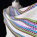 Bead Toss pattern