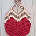 Granny Ripple Tote Bag pattern