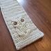 It's a Hoot!  Owl Scarf pattern