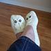 It's a Hoot! Owl Ladies Slippers pattern