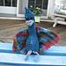Staten Island Peacock pattern