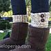 Boot Cuffs pattern