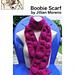 Boobie Scarf pattern