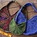 Sunburst Sling Bags pattern