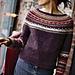 Equinox Yoke Pullover pattern