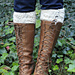Crooked River Boot Cuffs pattern
