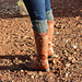 Autumn Boot Cuffs pattern