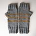 Old School Fingerless Mittens pattern