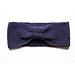 Moss Stitch Bow Turban / Headband pattern