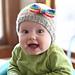 RainBOW Baby Hat pattern