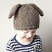 Happy Puppy Dog Hat pattern