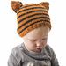Tiny Tiger Hat pattern