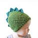 Tiny Dragon Hat pattern