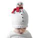 Winter Snowman Hat pattern
