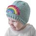 Little Rainbow Hat pattern