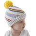 Rainbow Swirl Hat pattern