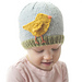 Easter Chick Hat pattern