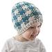 Easy Plaid Hat pattern