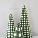 Plaid Christmas Trees pattern