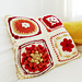 Fall In New England Cushion pattern