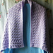 Wrapped In Memories Shawl pattern