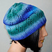Lacy Lattice Hat (DK) pattern